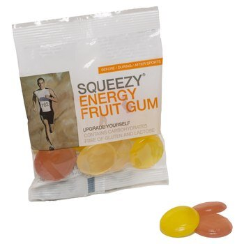 Конфеты Squeezy Energy Fruit Gum